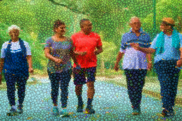 Hour of Power – Walking Group
