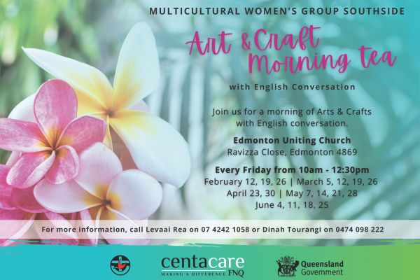Multicultural Women's Group - Southside