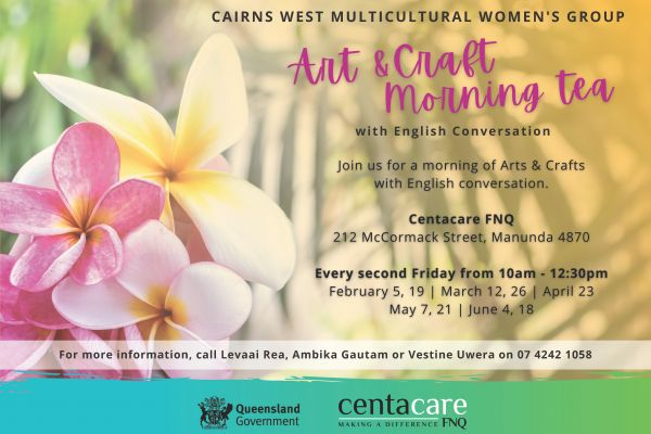 Multicultural Women's Group - Cairns West