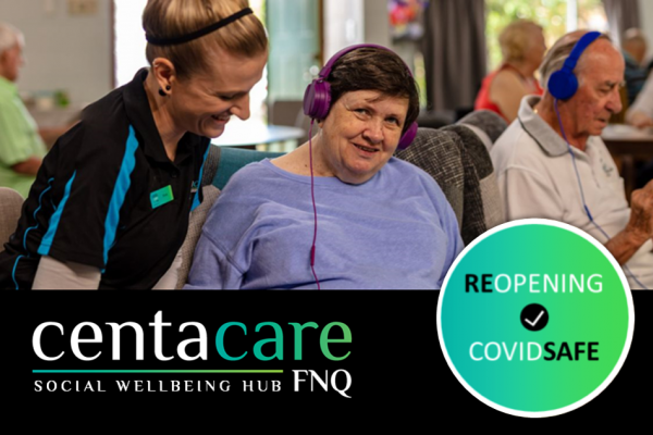 Centacare FNQ Social Wellbeing Hub set to re-open its doors to offer face to face services