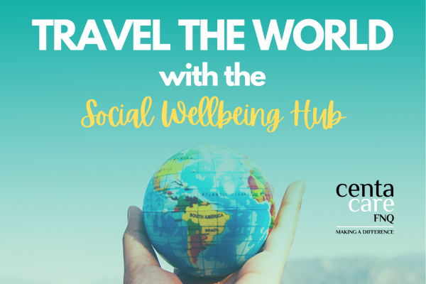 It's a Virtual World at the Social Wellbeing Hub